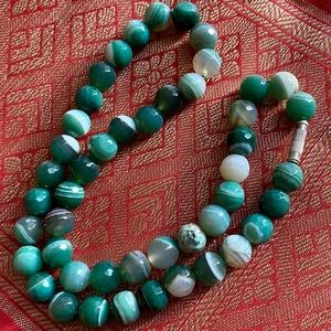 Pure Natural Eamarald Precious Gemstone 💎 Beads
